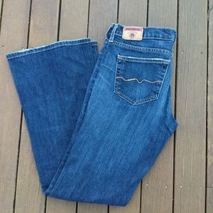 Red Engine Jeans Size 28